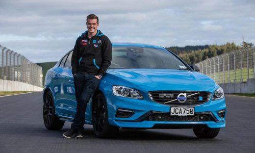 Volvo S60 Polestar Scott McLaughlin edition announced for NZ