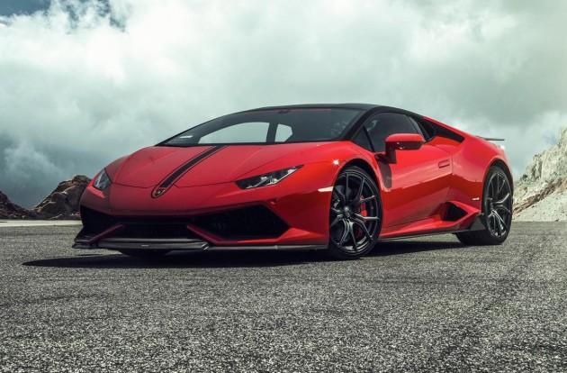 Vorsteiner Verona Edizione Lamborghini Huracan