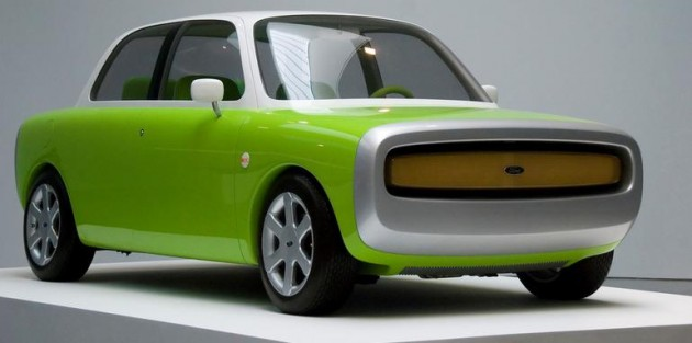 1999 Ford 021C concept