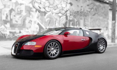 For Sale: Original 2006 Bugatti Veyron build number 001