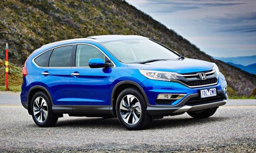 Next-gen Honda CR-V to be larger, 7-seat option likely