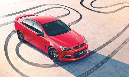 HSV Clubsport R8 25th anniversary edition on sale from $73,290