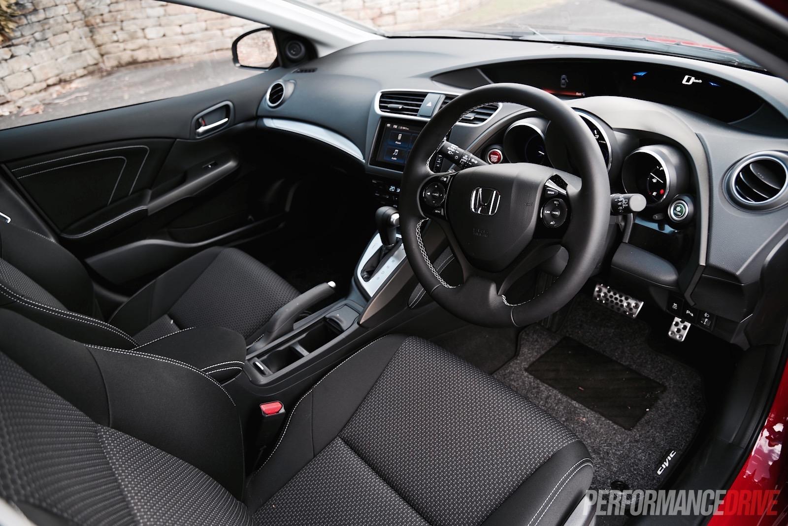 2015 Honda Civic VTi-L hatch review (video) | PerformanceDrive