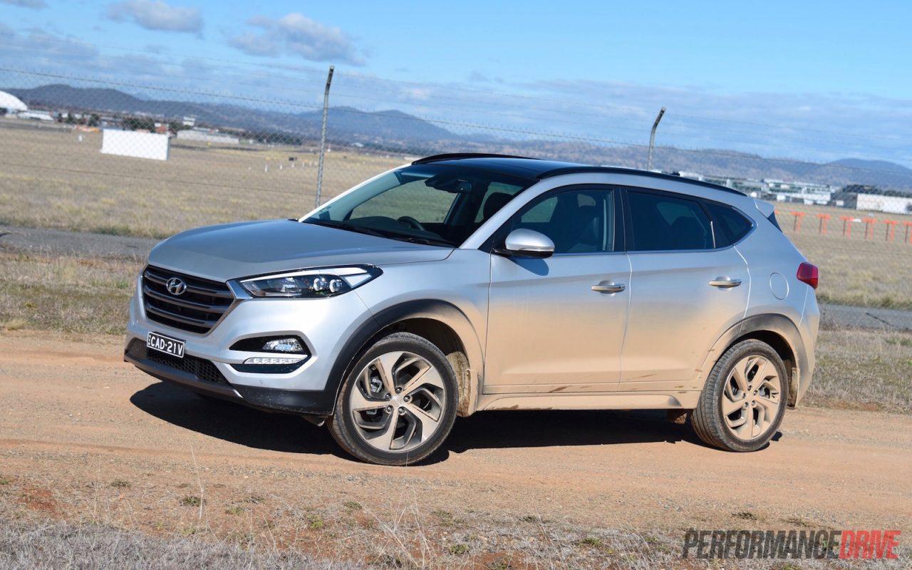 2015 Hyundai Tucson review - Australian launch (video ...