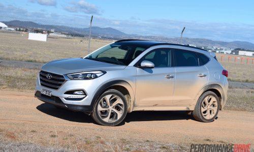 2015 Hyundai Tucson review – Australian launch (video)