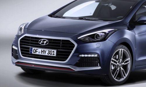 Hyundai's N performance sub-brand planning i30 hot hatch?