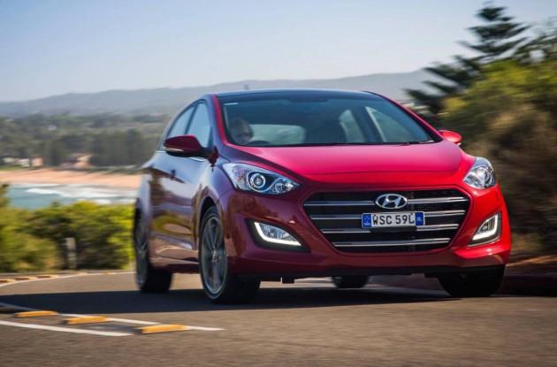 2015 Hyundai i30 series II