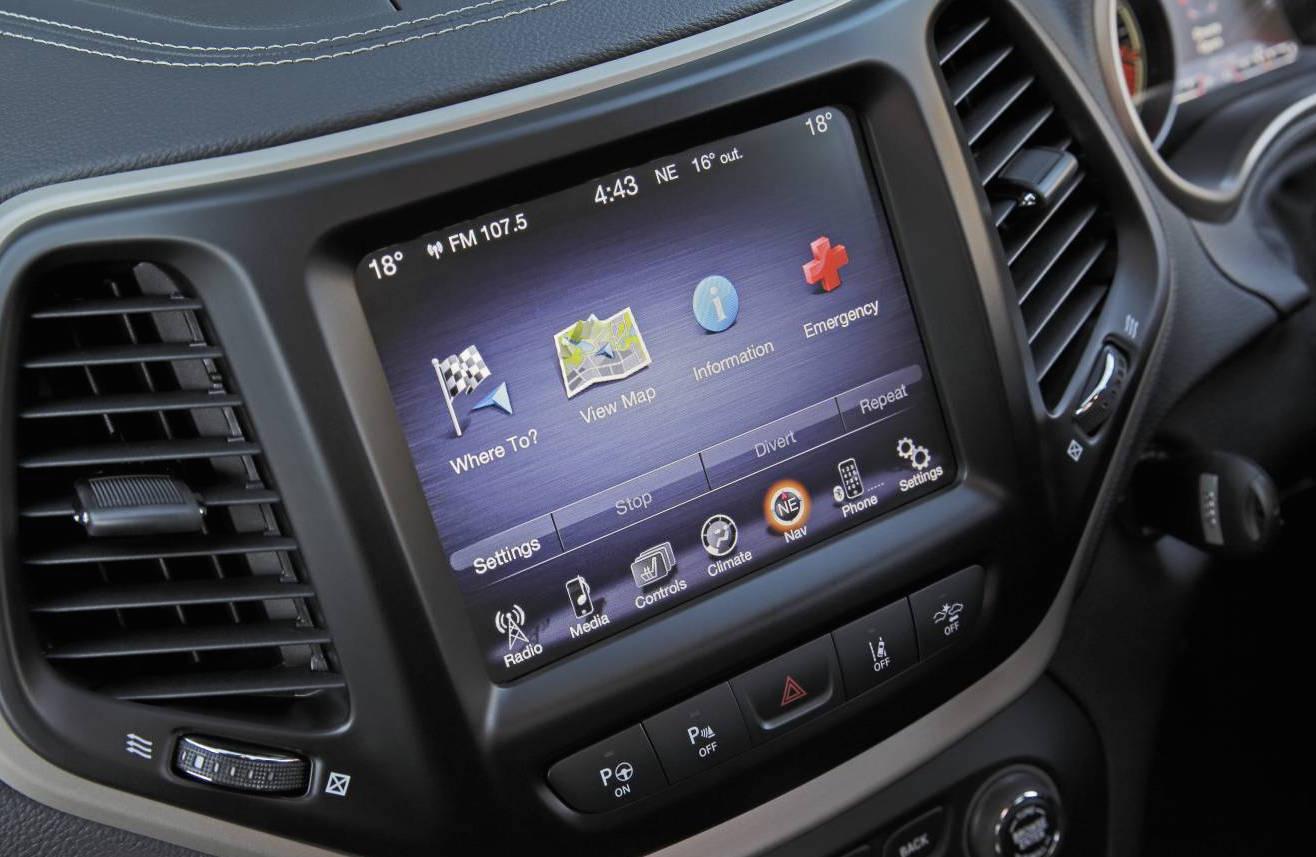 Fiat Chrysler recalls 1 4 million vehicles in USA to rectify