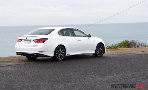 2015 Lexus GS 450h-Australia