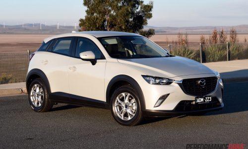 2015 Mazda CX-3 Maxx 1.5 diesel review (video)