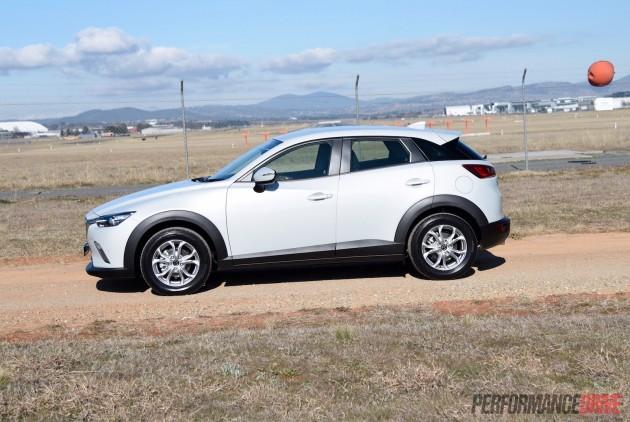 2015 Mazda CX-3 Maxx-Ceramic Metallic white