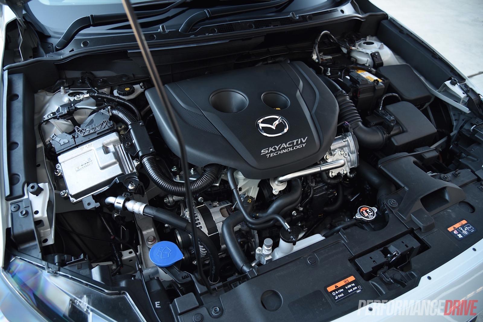 Mazda Cx 5 Diesel >> 2015 Mazda CX-3 Maxx 1.5 diesel review (video ...