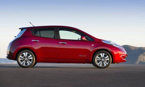2016 Nissan LEAF update getting increased range – report