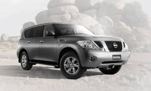 2015 Nissan Patrol V8 on sale in Australia from $69,990
