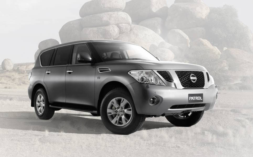 2015 Nissan Patrol V8 On Sale In Australia From 69 990