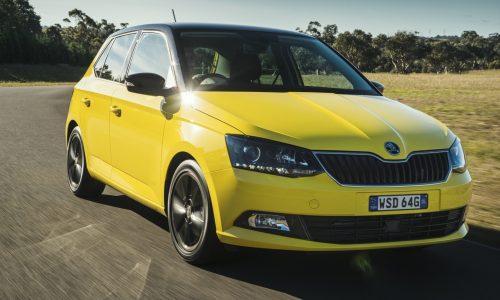 New 2015 Skoda Fabia on sale in Australia from $15,990