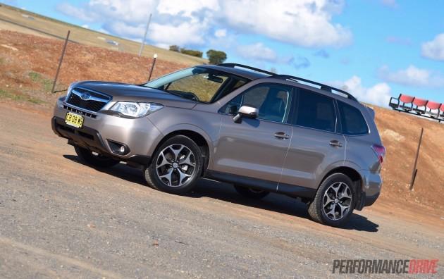 2015 Subaru Forester 2.0D-S CVT