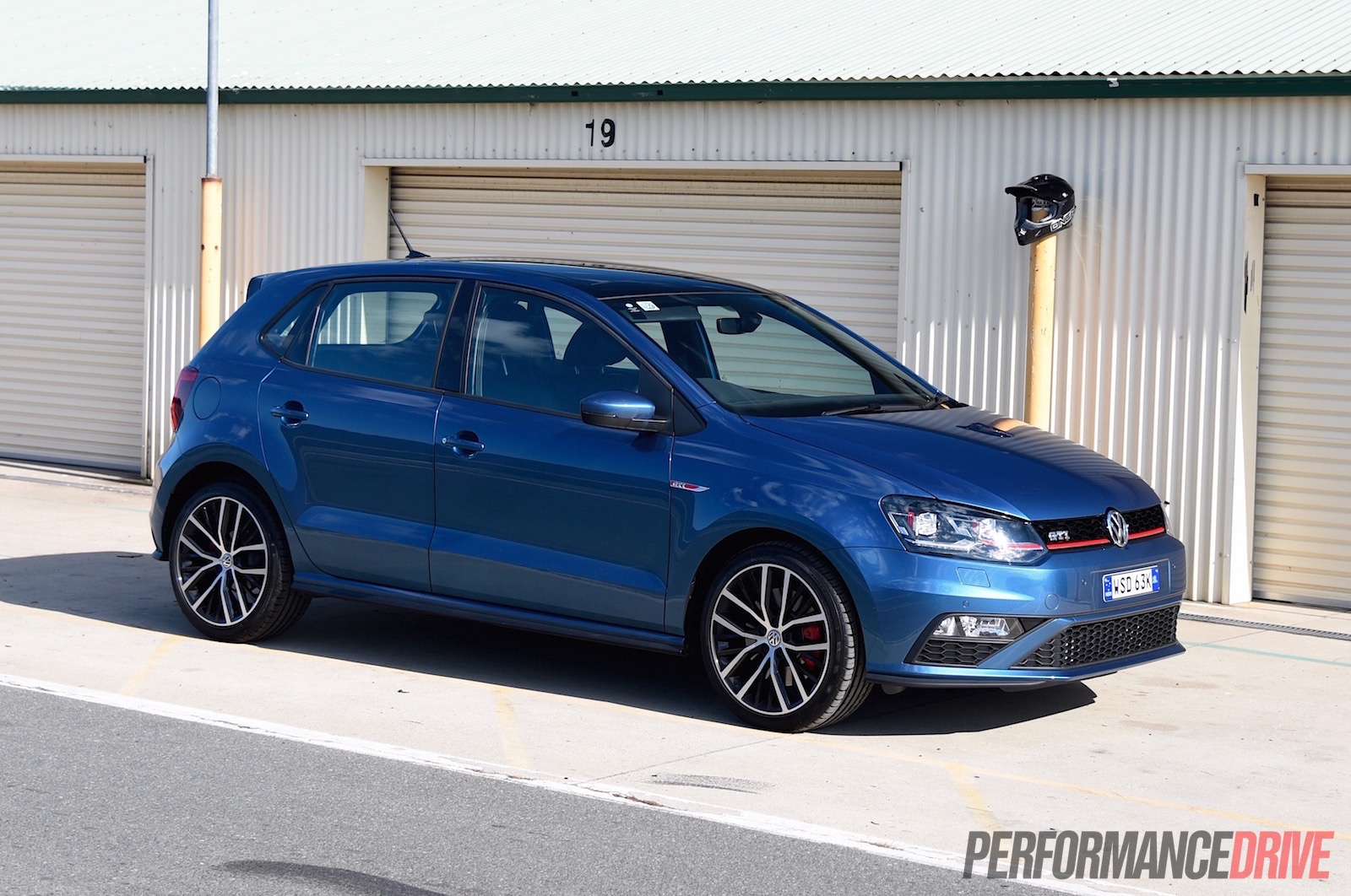 2015 Volkswagen Polo Gti Review Track Test Video Performancedrive