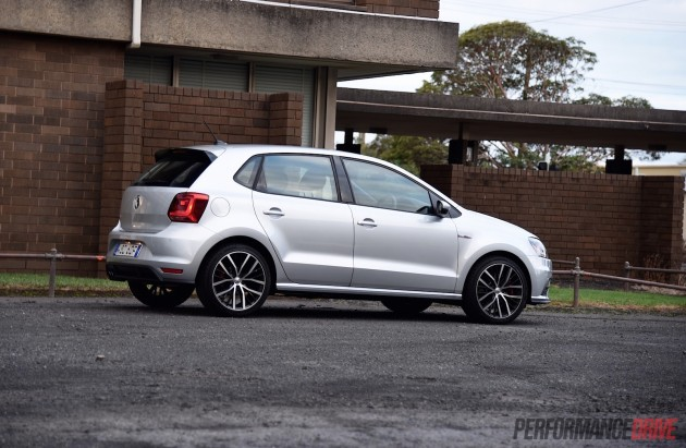 2015 Volkswagen Polo GTI-five-door