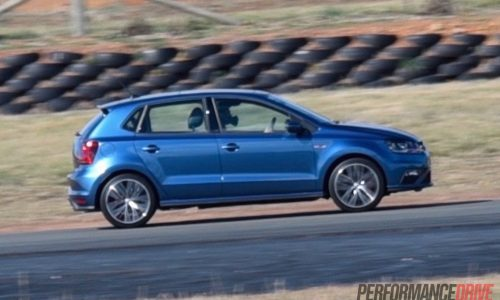 2015 Volkswagen Polo GTI review – track test (video)