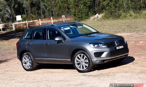 2015 Volkswagen Touareg V6 TDI review (video)