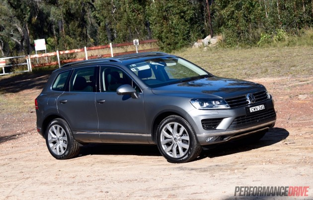 2015 Volkswagen Touareg V6 TDI
