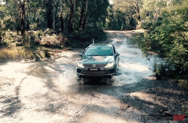 2015 Volkswagen Touareg V6 TDI-off road