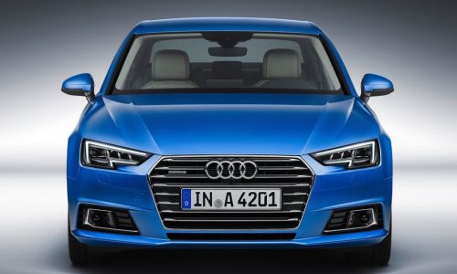 2016 Audi S4 to be unveiled at Frankfurt Motor Show – report