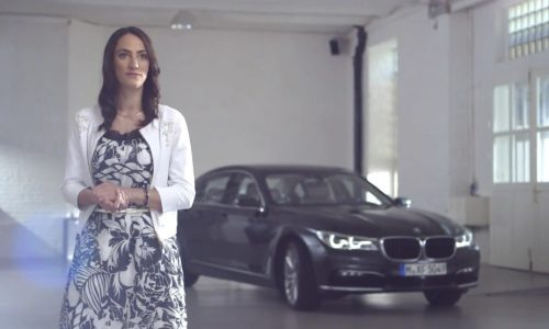 Video: 2016 BMW 7 Series comes in 8 different smells