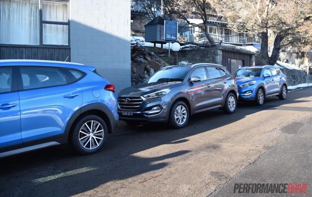2016 Hyundai Tucson-Australian launch
