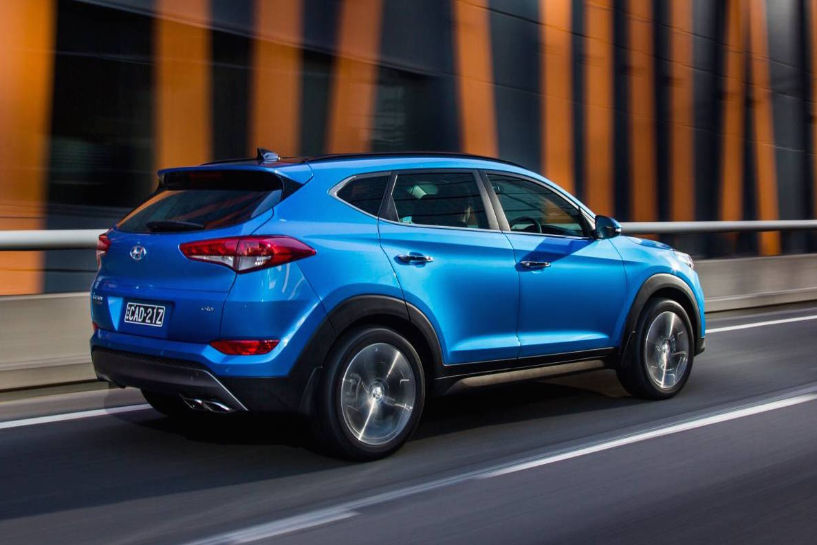 Santa Fe For Sale >> 2016 Hyundai Tucson on sale in Australia from $27,990 | PerformanceDrive