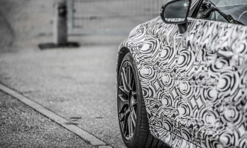 Mercedes-AMG releases mysterious teasers, 2016 C 63 AMG Coupe?