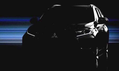 2016 Mitsubishi Challenger previewed, 'Dynamic Shield' confirmed