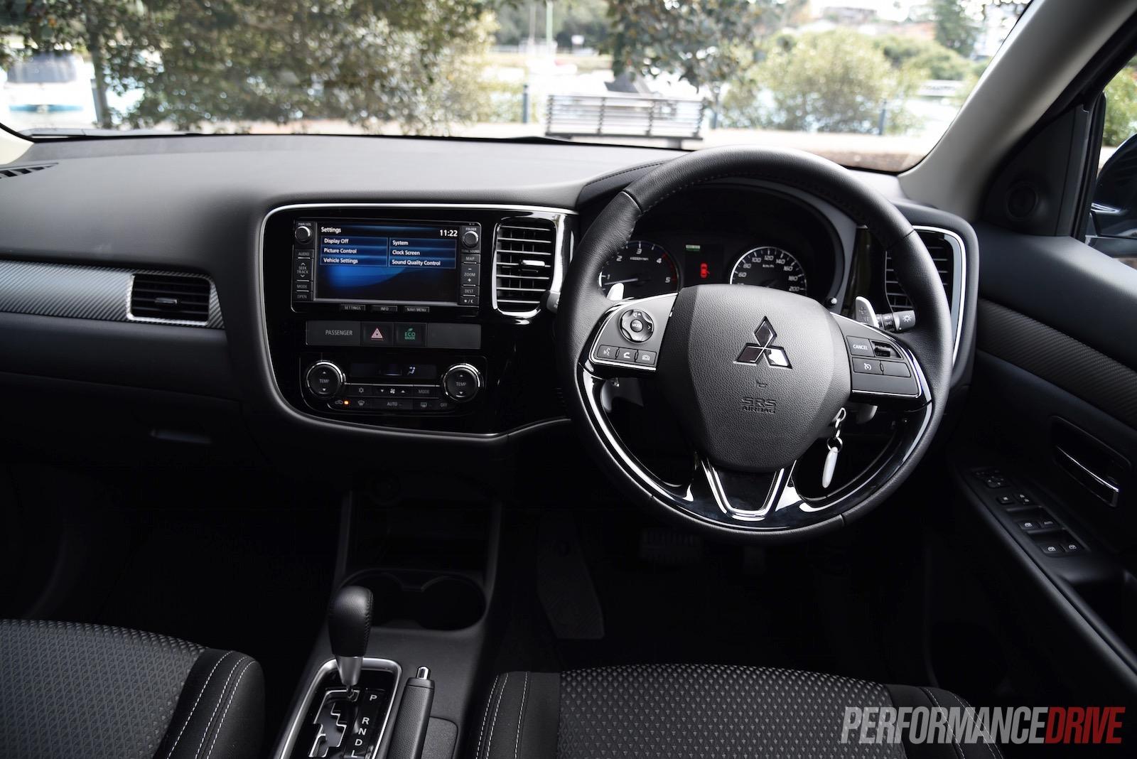 Mitsubishi outlander 2016 australia