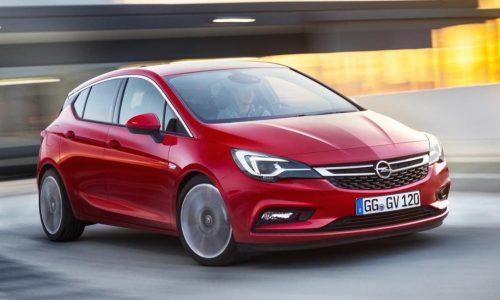 GM/Opel planning 2016 Astra 'GSi', Golf GTI rival?