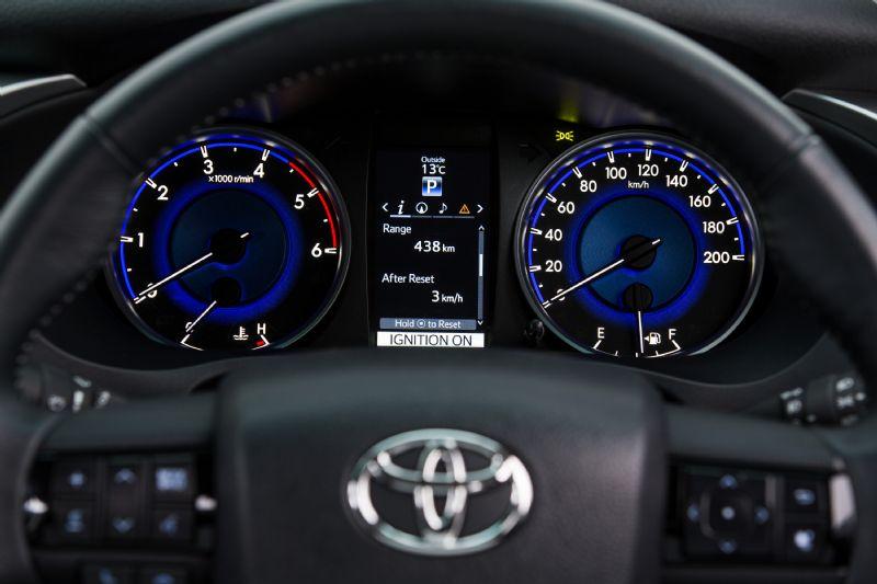 2016 Toyota Hilux Interior Revealed On Sale In Australia