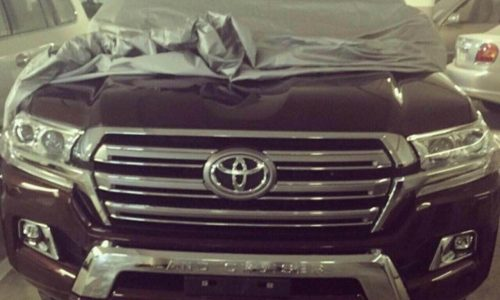 New-look 2016 Toyota LandCruiser front end revealed/confirmed