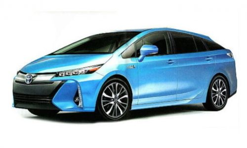 Is this the 2016 Toyota Prius? Intriguing images surface