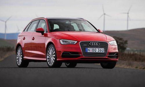 Audi A3 Sportback e-tron on sale in Australia, first plug-in hybrid