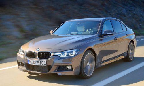 BMW 320d 'EfficientDynamics Sport' variant in the works