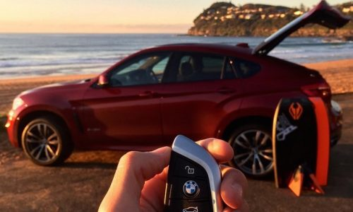 BMW signs champion bodyboarder Ben Player as social advocate
