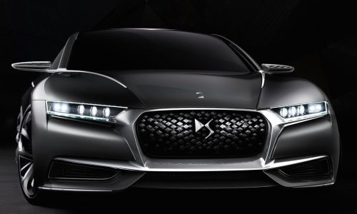 Citroen DS 8 on the way as Audi A6 rival, C6 replacement