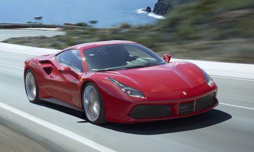 Ferrari 488 GTB on sale in Australia from $469,888