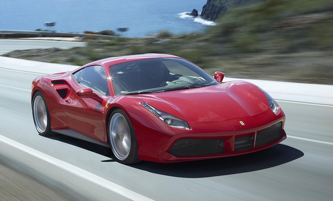 Ferrari 488 for sale australia