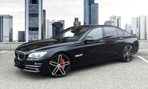 G-Power creates mega limousine with previous-gen BMW 760i