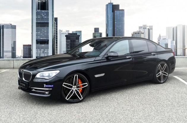 G-Power BMW 760i