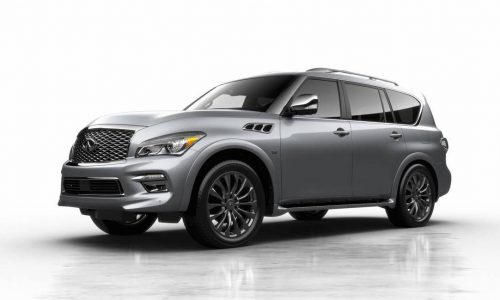Infiniti QX80 confirmed for Australia, priced from $110,900