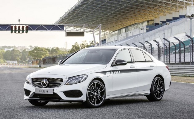 Mercedes-Benz C 450 AMG accessories