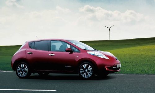 Next-gen Nissan LEAF to come in multiple body styles; SUV?