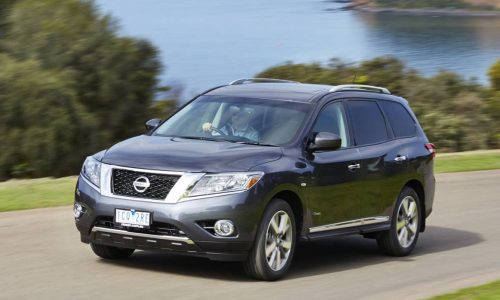 Slow sales causes Nissan US to cut Pathfinder Hybrid, remains in Australia